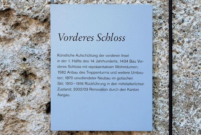 Замок Хальвиль (Schloss Hallwyl) 29844