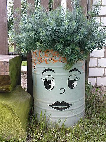 Декор сада и огорода своими руками - Всё о фигуре здесь