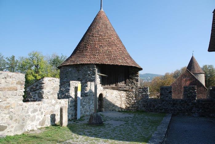 Замок Хальвиль (Schloss Hallwyl) 62071