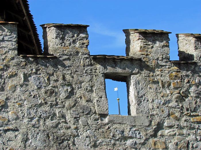 Замок Хальвиль (Schloss Hallwyl) 22089