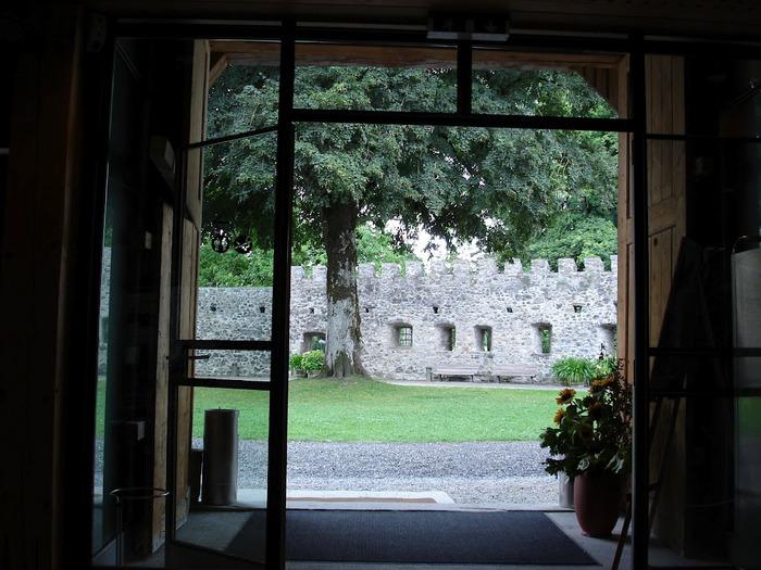Замок Хальвиль (Schloss Hallwyl) 47605