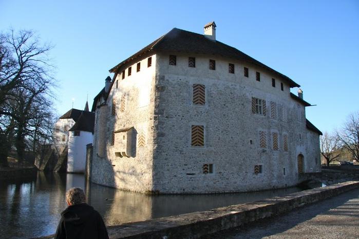 Замок Хальвиль (Schloss Hallwyl) 45771