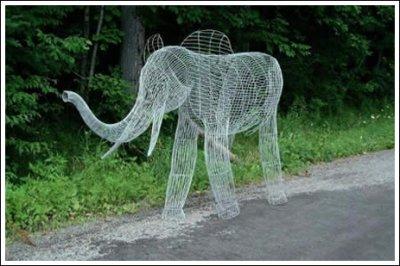 американского скульптора Michael Wilcox2 (400x266, 30Kb)