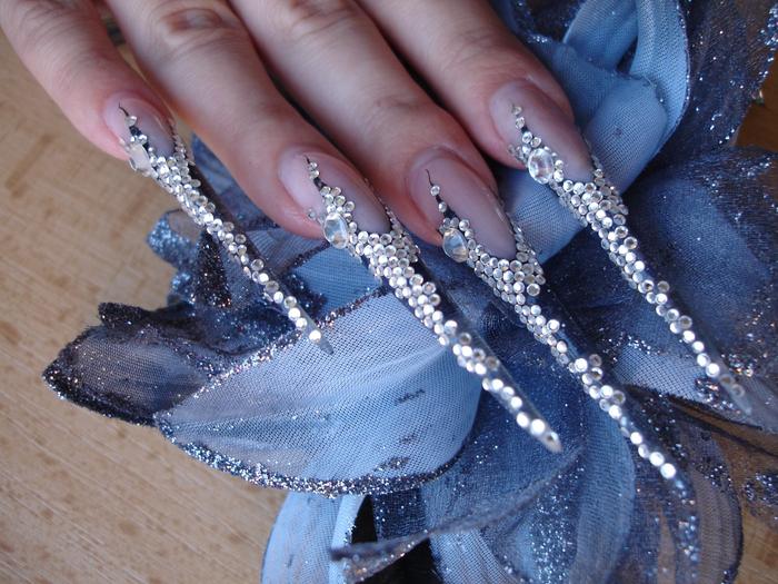 Ногти со стразами фото photo find ru