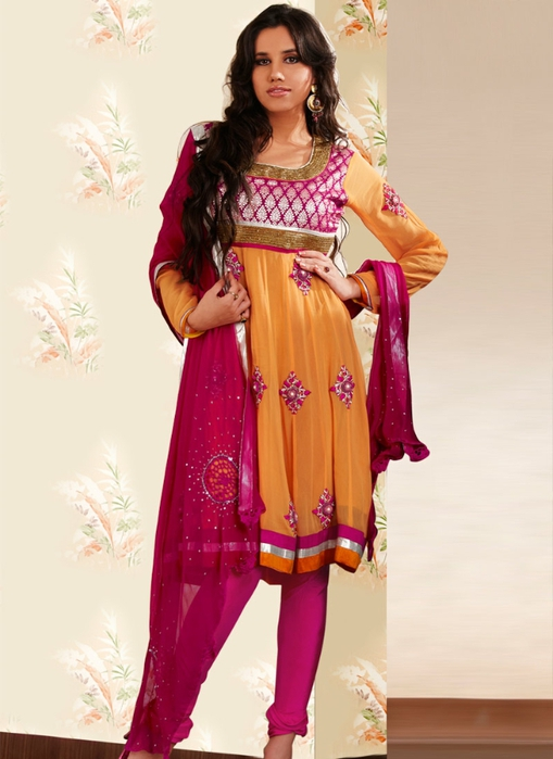 Anarkali Dresses www.Dress9.blogspot.com (2) (509x700, 198Kb)