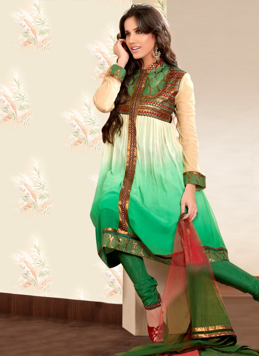 Anarkali Dresses www.Dress9.blogspot.com (7) (509x700, 202Kb)