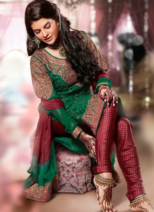 Anarkali Dresses www.Dress9.blogspot.com (9) (509x700, 282Kb)