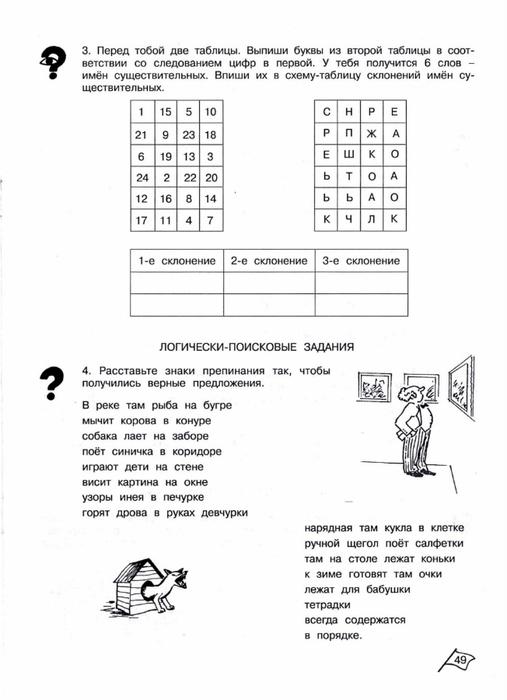 Ответы умники и умницы 4 класс холодова рабочая тетрадь 1 часть ответы гдз