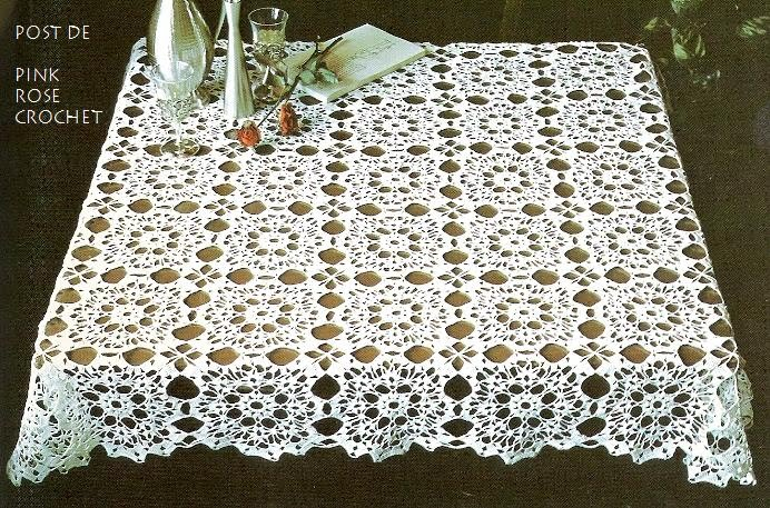 Toalha de Croche - PRose Crochet (692x457, 137Kb)