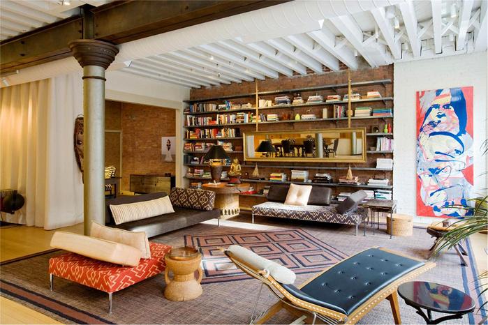 красивый дизайн квартиры фото (700x466, 215Kb)