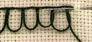 刺绣的各种针迹教程 - maomao - 我随心动