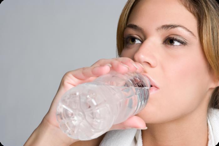 Какую пить воду чтобы похудеть