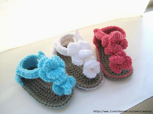 Crochet-Pattern-Baby-Booties (615x461, 85Kb)