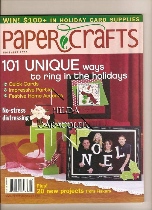 00 37 Paper Crafts no.11-2006 (508x700, 302Kb)