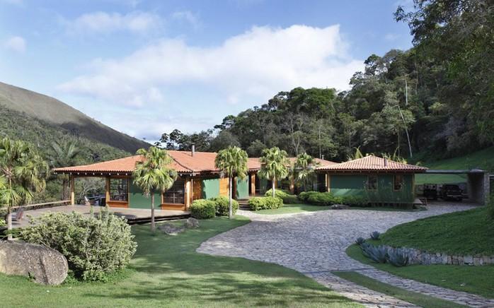 Уютный летний домик у озера от Карлы Беллетти 2 (700x436, 101Kb)