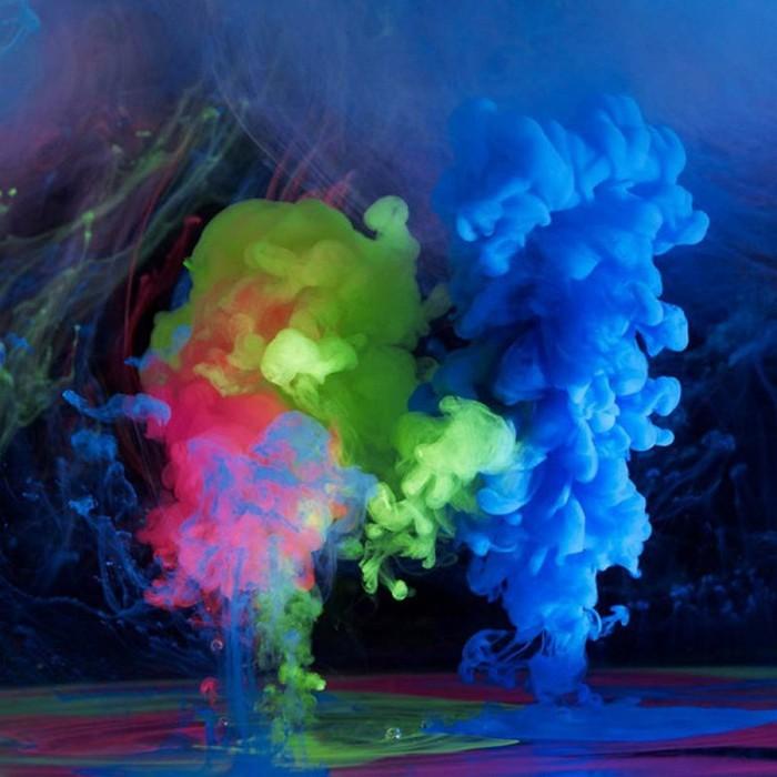 Яркие краски в фотографиях Марка Моусона - Блог об искусстве и дизайне