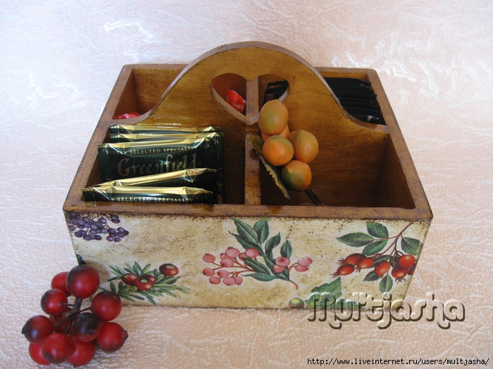 Коробочка для кухни