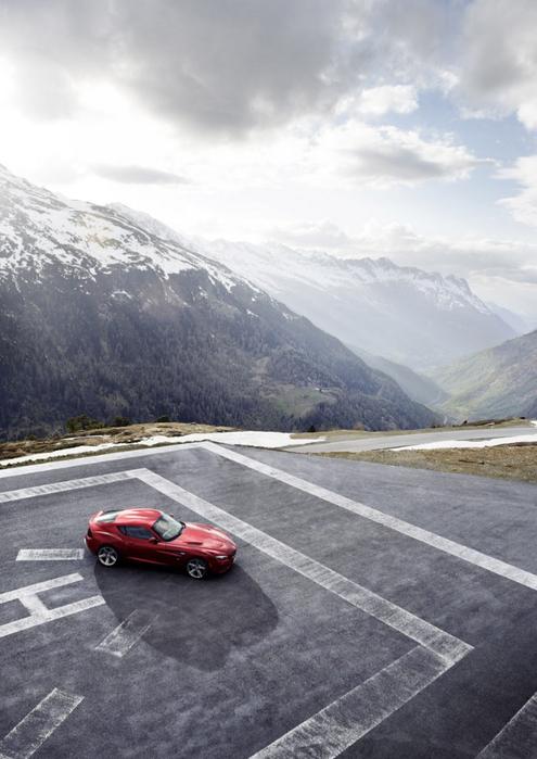 Обалденный BMW Zagato Coupe 6 (495x700, 278Kb)