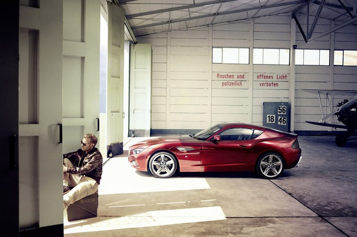 Обалденный BMW Zagato Coupe 20 (700x464, 84Kb)
