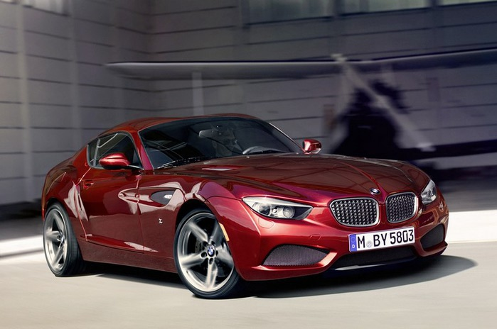 Обалденный BMW Zagato Coupe 22 (700x464, 68Kb)