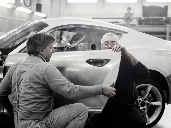 Обалденный BMW Zagato Coupe 35 (700x525, 80Kb)