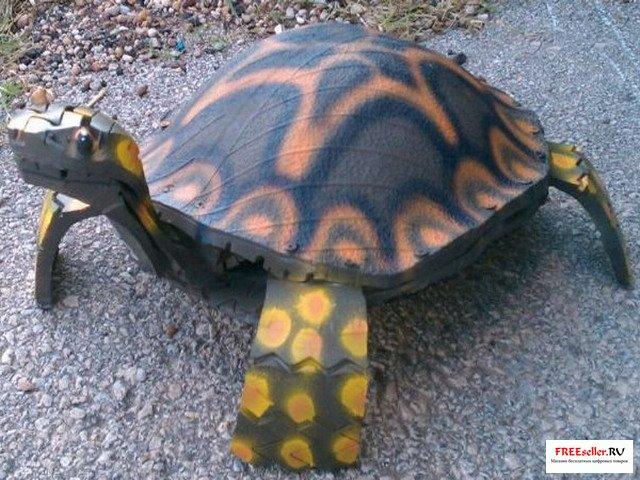 Как сделать черепаху своими руками фото
