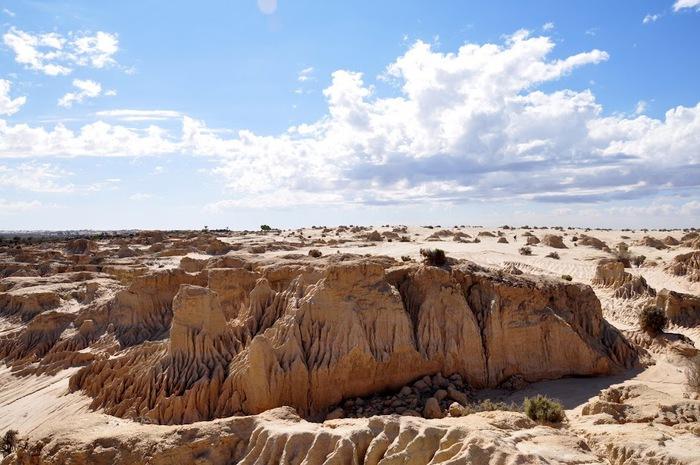 Национальный Парк Манго - Mungo National Park 11584