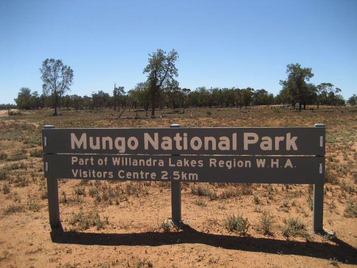 Национальный Парк Манго - Mungo National Park 60333