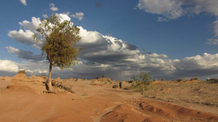 Национальный Парк Манго - Mungo National Park 42457