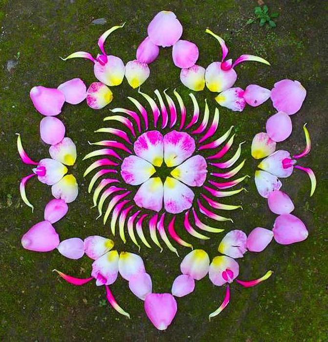 цветочные мандалы фото 15 (671x700, 224Kb)