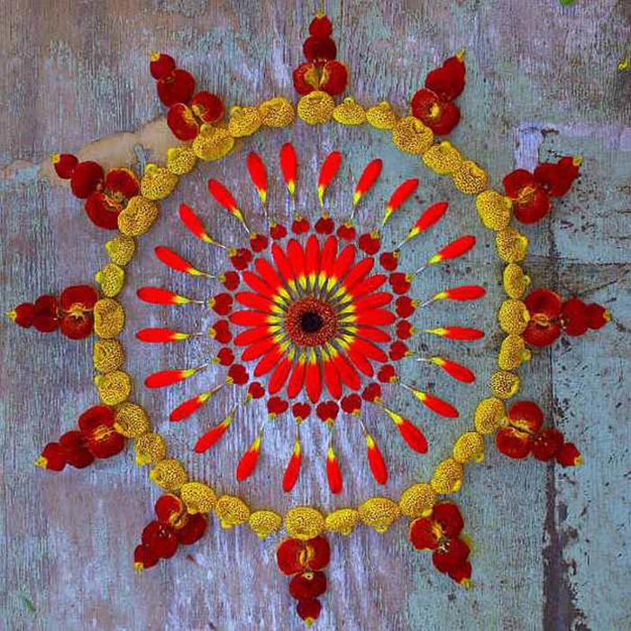 цветочные мандалы фото 29 (700x700, 245Kb)