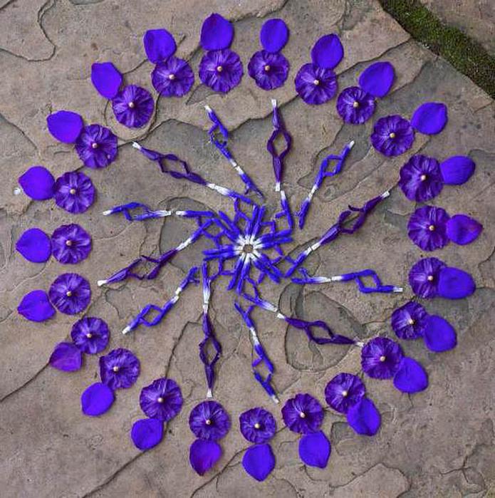 цветочные мандалы фото 30 (695x700, 199Kb)