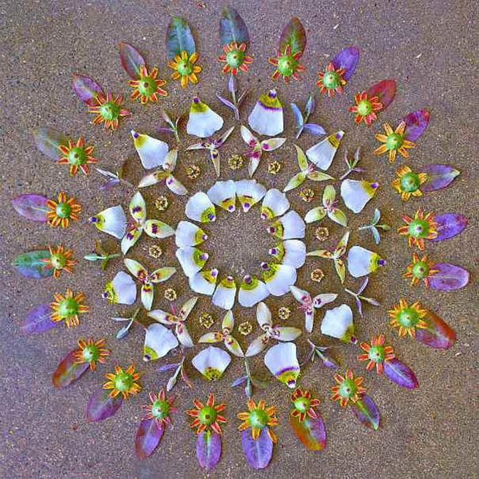 цветочные мандалы фото 31 (700x700, 256Kb)