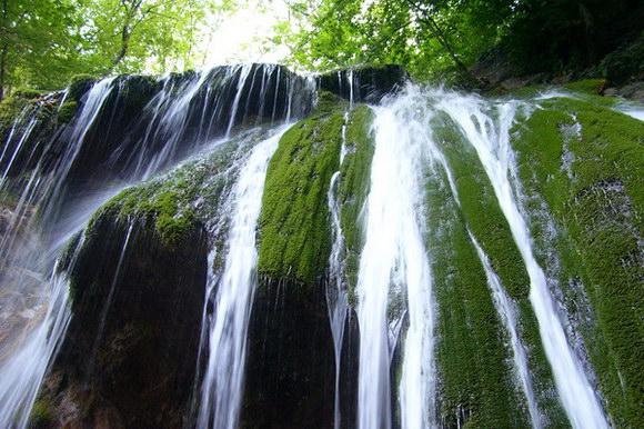 Водопад Джур-Джур (580x386, 87Kb)