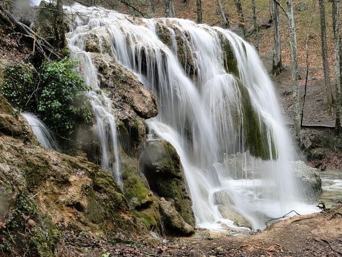 Водопад Серебряные струи (700x525, 184Kb)