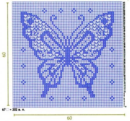 1334729739_shema-uzora-babochki-dlya-fileynogo-vyazaniya (450x420, 75Kb)