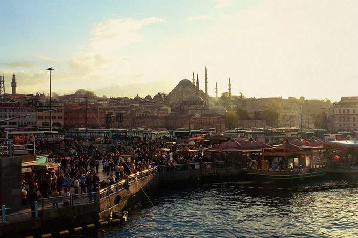 Cтамбул на фото Петра Ловыгина 13 (700x466, 98Kb)