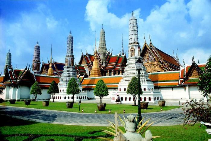 Королевство Таиланд фото и факты 16 (700x466, 125Kb)