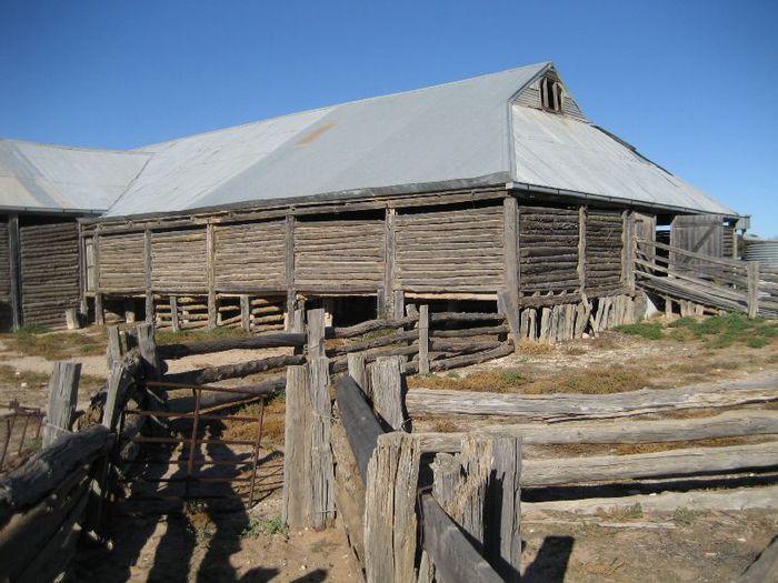 Национальный Парк Манго - Mungo National Park 48369