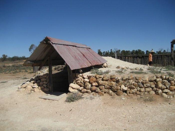 Национальный Парк Манго - Mungo National Park 61773