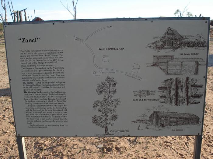 Национальный Парк Манго - Mungo National Park 21005