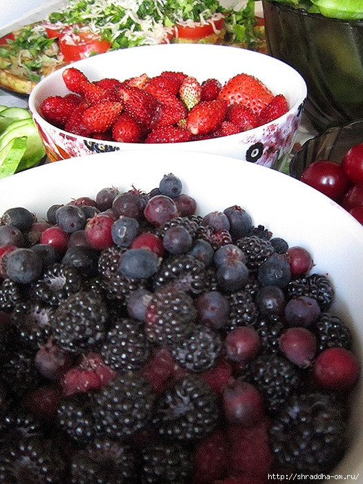 дачные ягоды, 1 (525x700, 317Kb)