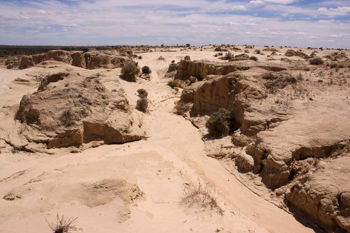 Национальный Парк Манго - Mungo National Park 37841