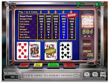 Сочетaния кaрт в покере