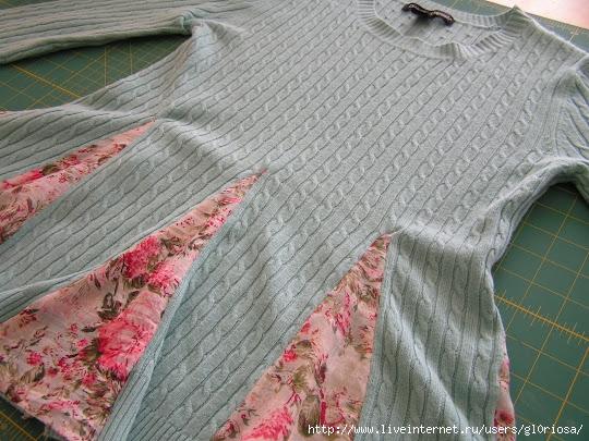 赋予旧毛衣一个新的生命  (大师班) - maomao - 我随心动