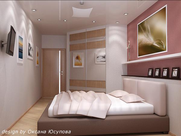 Комната дизайн фото 9 кв м
