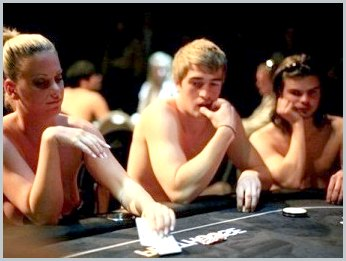 Игроки в покер из волжского
