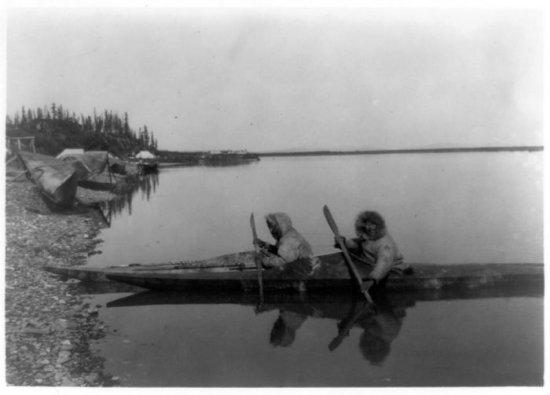 эскимосы 1929 (550x395, 25Kb)