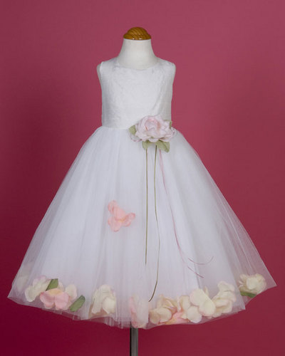 Мастер класс сшить нарядное платье для девочки 532