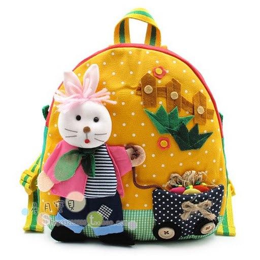 Рюкзачок для девочки своими руками